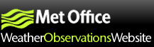 UK Met Office Weather Observations Website